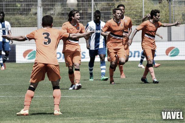 Algeciras - Valencia Mestalla: eliminatoria a cara de perro por la permanencia