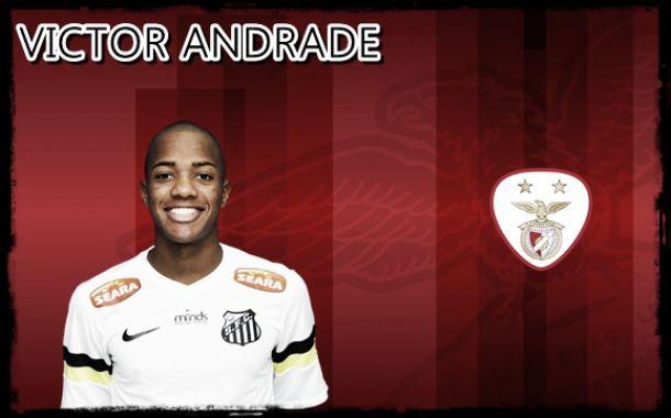 Benfica no mercado: Victor Andrade já, mas para o futuro
