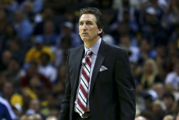 New Orleans Pelicans Interview Vinny Del Negro