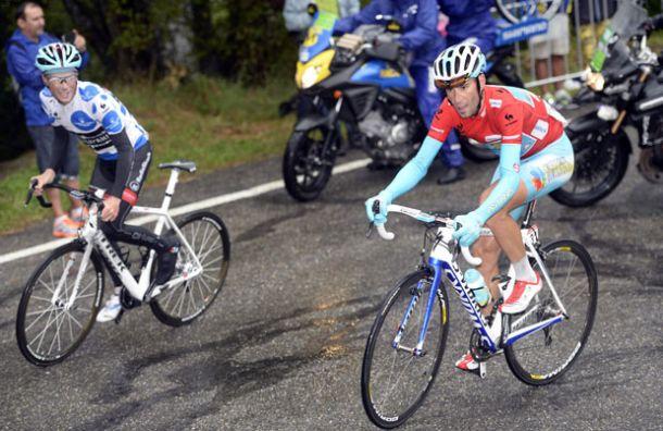 Resultado de la vigésima etapa de La Vuelta a España 2013