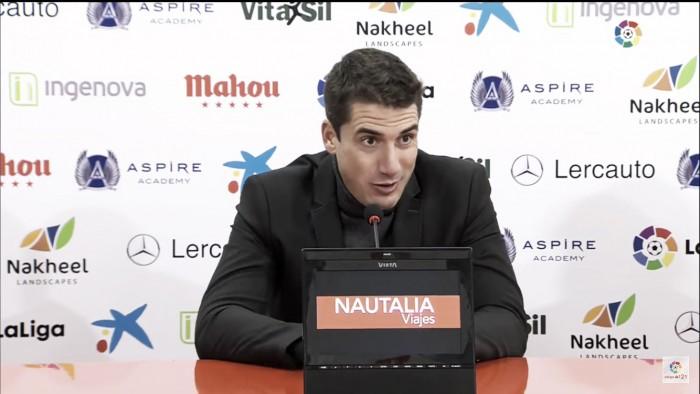"""Julio Velázquez: """"Me voy muy orgulloso de mis jugadores, cualquiera ha podido ganar"""""""