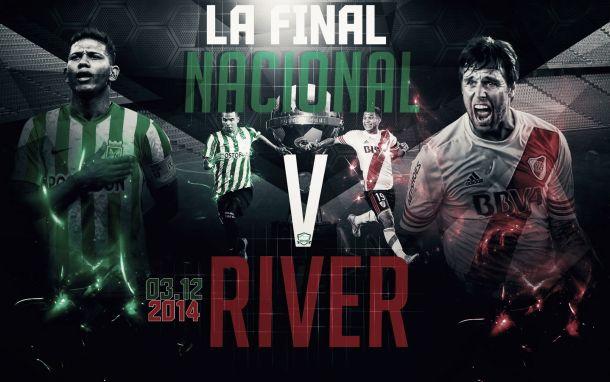 Atlético Nacional - River Plate: el penúltimo paso hacia la gloria continental
