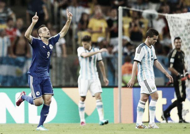 Bosnia and Herzegovina - Nigeria: Super Eagles go toe-to-toe with Zmajevi