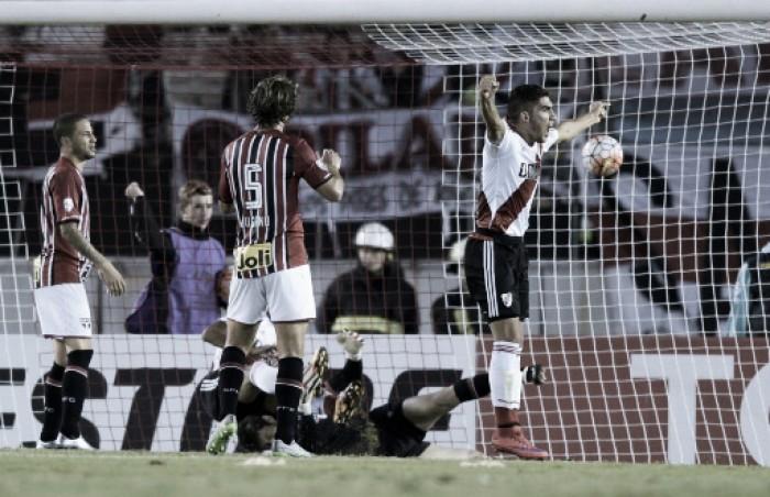 Leandro Vega: rindió cuando le tocó entrar
