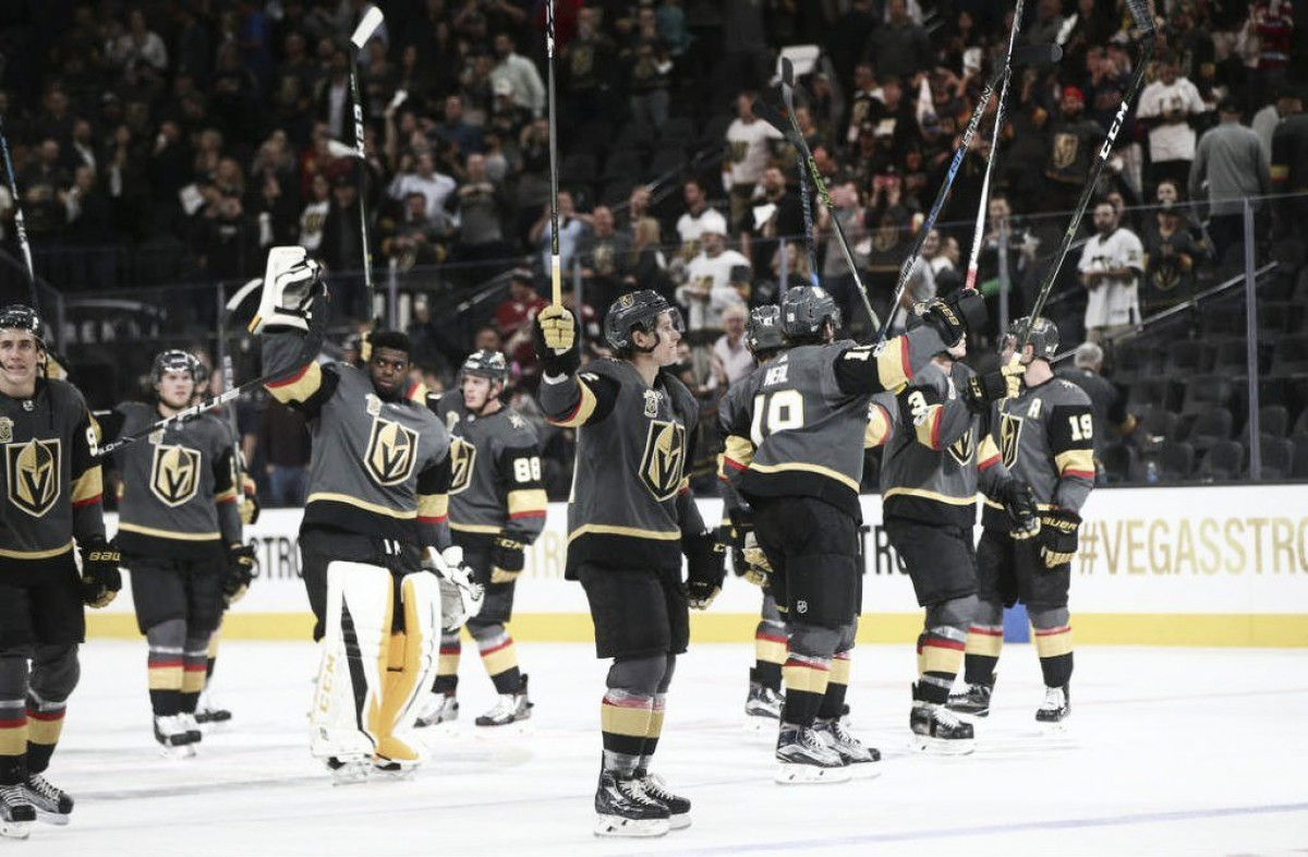 Vegas Golden Knights are for real