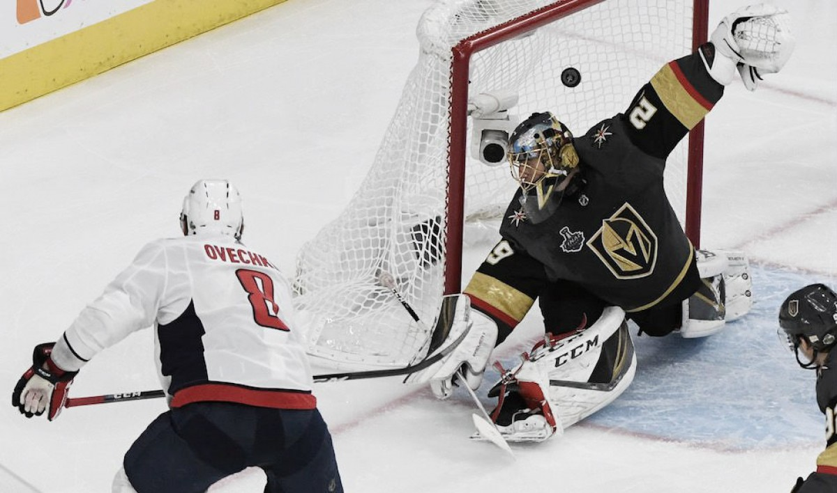 Bildresultat för vegas golden knights vs washington capitals game 5