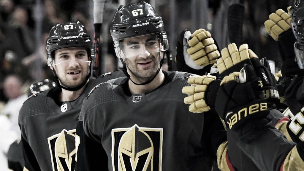 Los Vegas Golden Knights se convierten en el primer equipo en conseguir un puesto en los playoffs esta temporada
