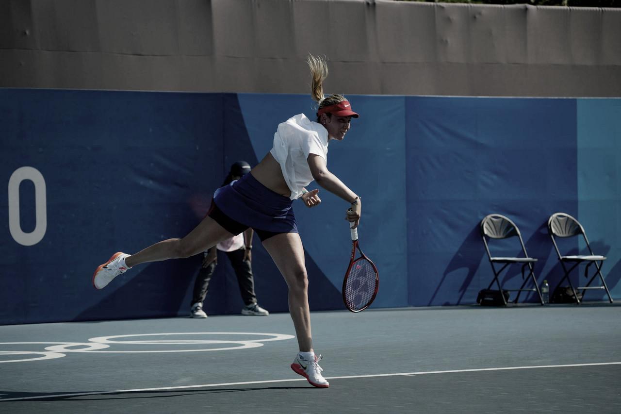 Vekicdesbanca Sabalenka em jogaço nas Olimpíadas; Svitolina vence de virada