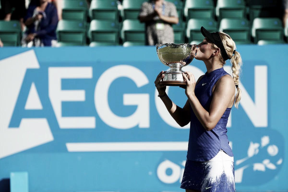 Previa WTA Nottingham: comienza la gira de césped