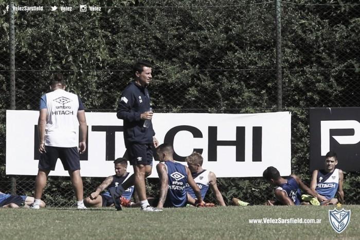 Vélez busca la victoria