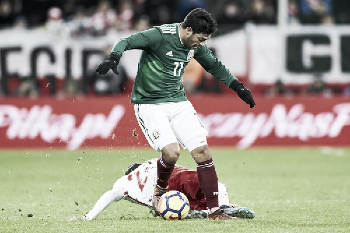 Mexico National Team: Gio, Jonathan, and Vela must perform under the MLS lights