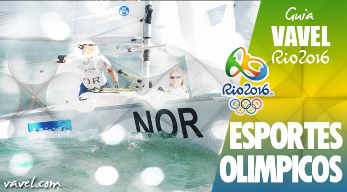 Vela: tudo o que você precisa saber para o Rio 2016