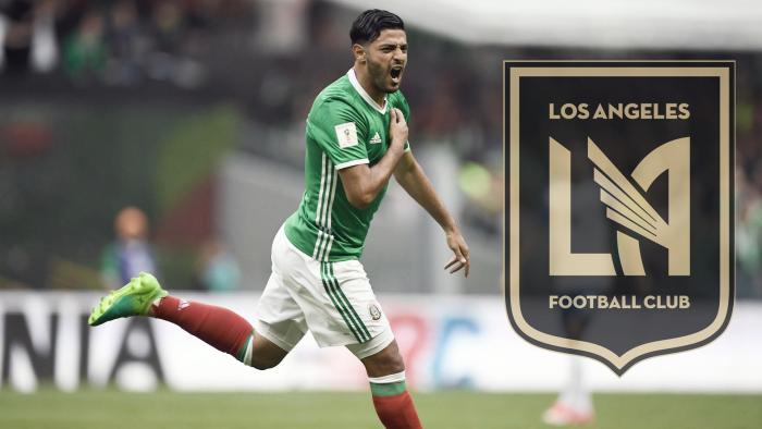 Carlos Vela se compromete con Los Ángeles FC