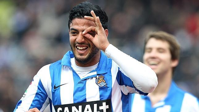 Real Sociedad - Málaga: puntuaciones de la Real Sociedad, jornada 30