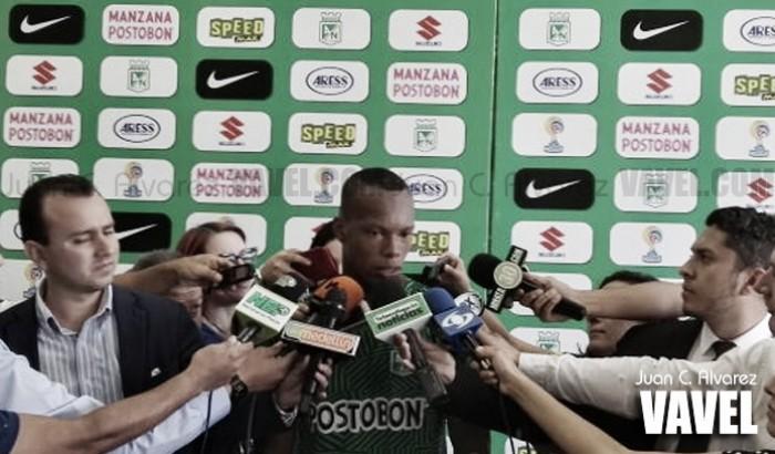 "Edwin Velasco: ""Nacional es un equipo que le gusta ganarlo todo"""