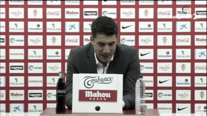 """Julio Velázquez: """"La victoria ha sido totalmente justa para el Sporting"""""""