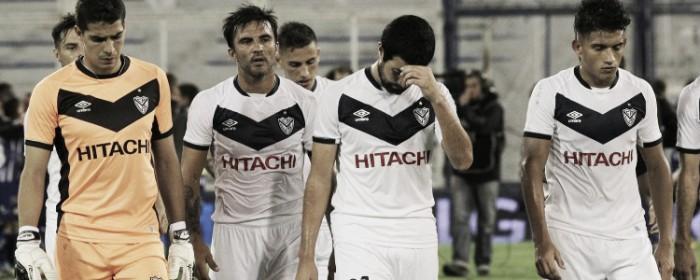 """Vélez Sarsfield 1 - 4 Godoy Cruz: puntuaciones del """"Fortín"""""""