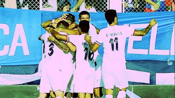 Vélez 2 - Aldosivi 0: le hizo morder el anzuelo