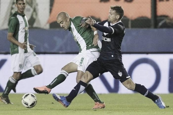 "Banfield 0 - 0 Vélez Sarsfield, puntuaciones del ""Fortín"""