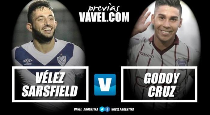 Previa Vélez Sarsfield - Godoy Cruz: para romper la mala racha