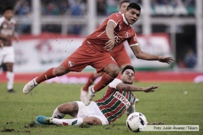 """Vélez Sarsfield 0 - 2 Independiente, puntuaciones del """"Fortín"""""""