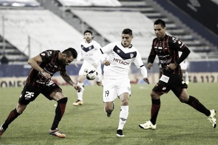 """Vélez Sarsfield 0 - 0 Patronato, puntuaciones del """"Fortín"""""""