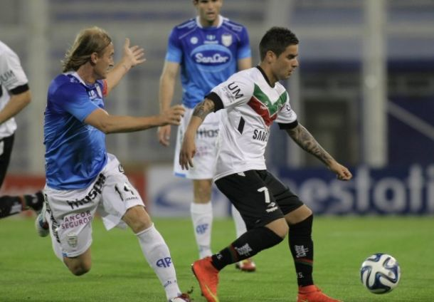 Vélez - Atlético de Rafaela: Puntuaciones de La Crema