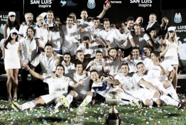 Vélez Sarsfield: Torneo Final 2014