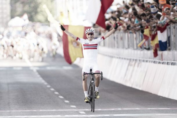 Championnats du Monde de Cyclisme 2014 - La Scandinavie au sommet