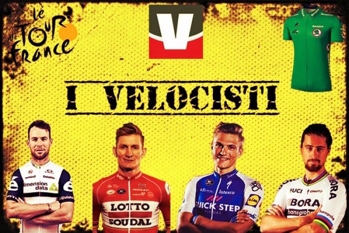 Tour de France 2017, i velocisti
