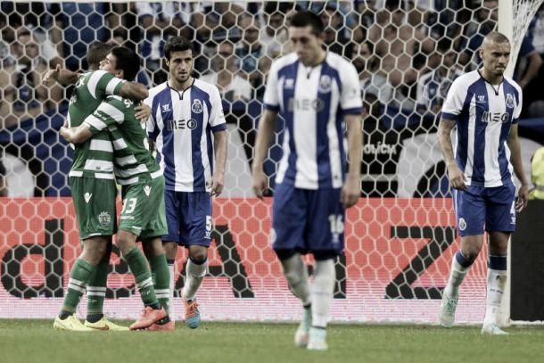 FC Porto e a sina de dar tiros nos próprios pés