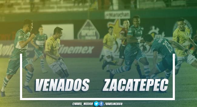 Venados vs Zacatepec: cómo y dónde ver EN VIVO, canal y horario TV