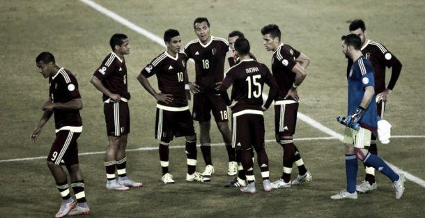El paso de La Vinotinto por la Copa América 2015