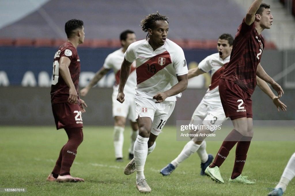 Venezuela, eliminado de la Copa América