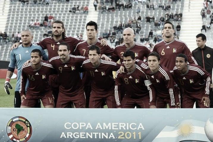 La mejor participación de la 'vinotinto' en Copa América