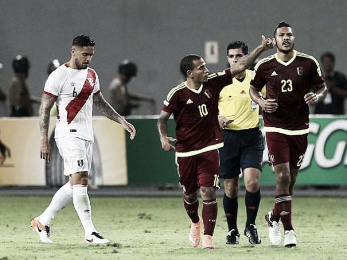 """""""La Vinotinto"""" asciende un puesto en el Ranking FIFA"""