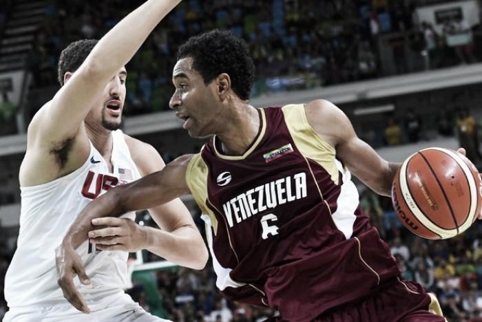 Rio 2016, basket maschile: Venezuela batte Cina, corsa ancora aperta