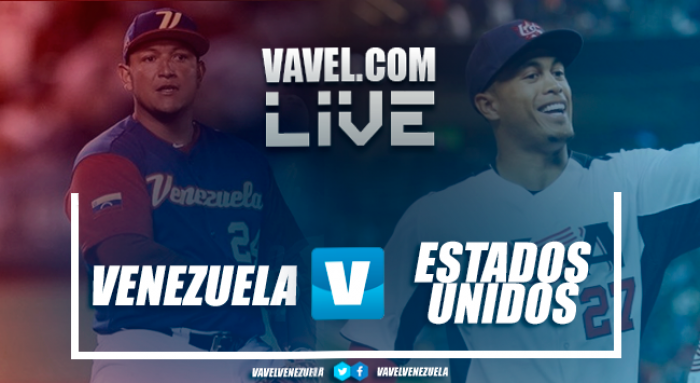Resultado Venezuela vs Estados Unidos por Clásico Mundial (2-4)