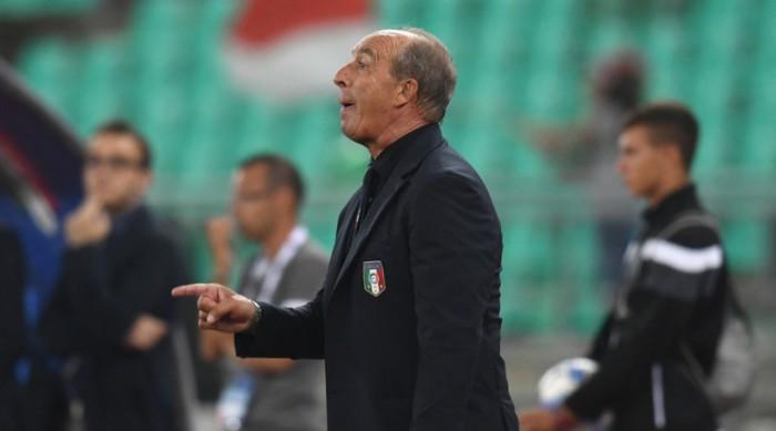 Italia, i convocati di Ventura: fuori Zaza e Balotelli