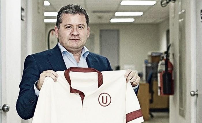 Cesar Vento no es más director deportivo de Universitario de Deportes