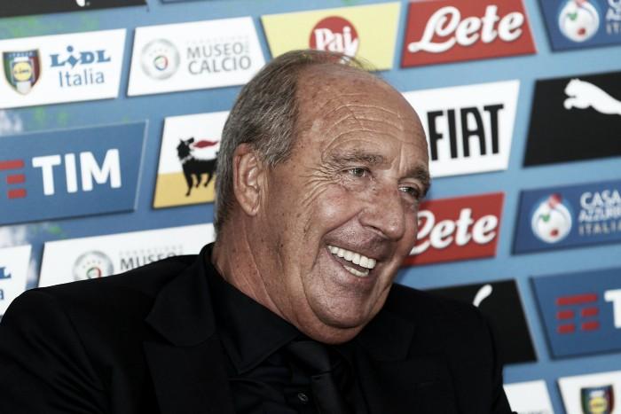 Giampiero Ventura unveiled as Italy boss