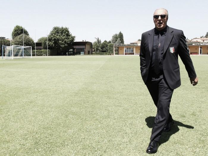 """Italia, Ventura comincia il proprio lavoro: """"Se ci divertiamo in campo arriveranno anche i risultati"""""""