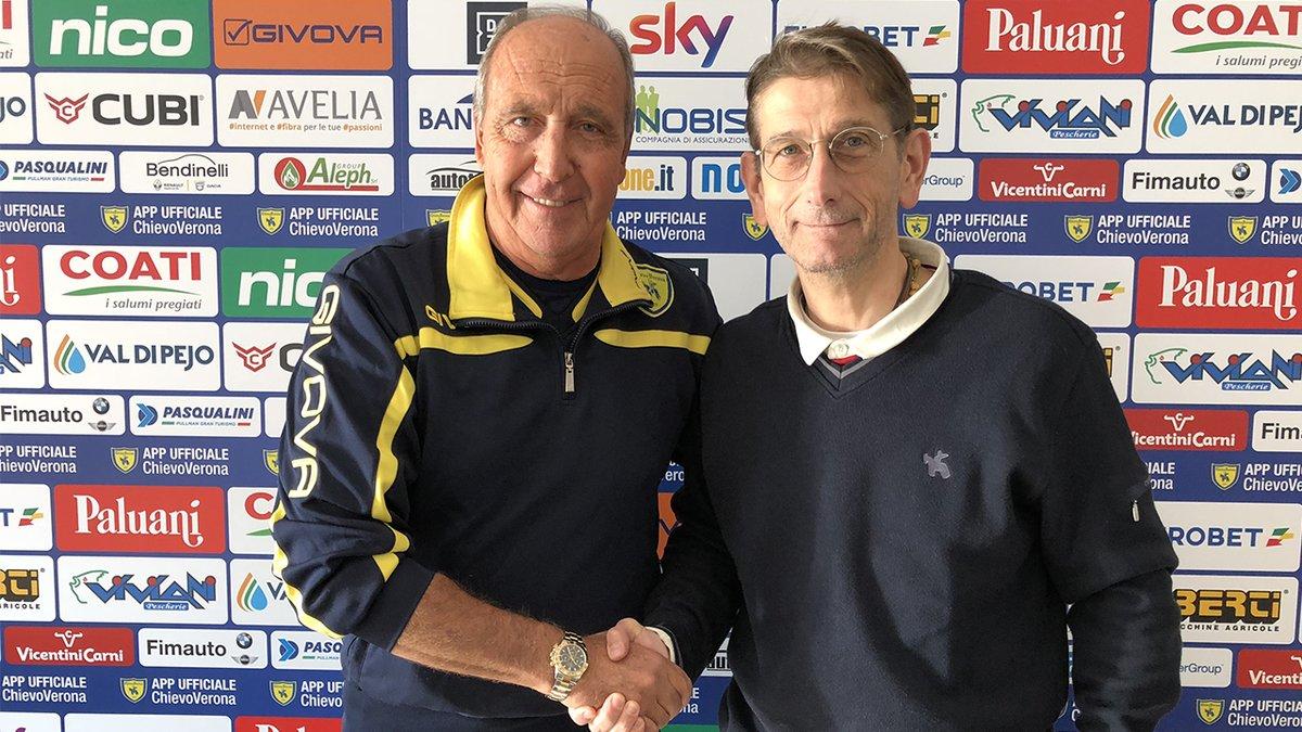 """Chievo Verona - Ventura è pronto all'esordio: """"Visti ampi margini di miglioramento"""""""