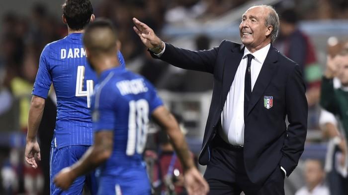 Italia- Tanta troppa fatica. Il