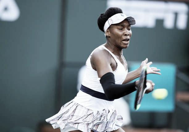Venus Williams, primera rival de Carla Suárez en Miami