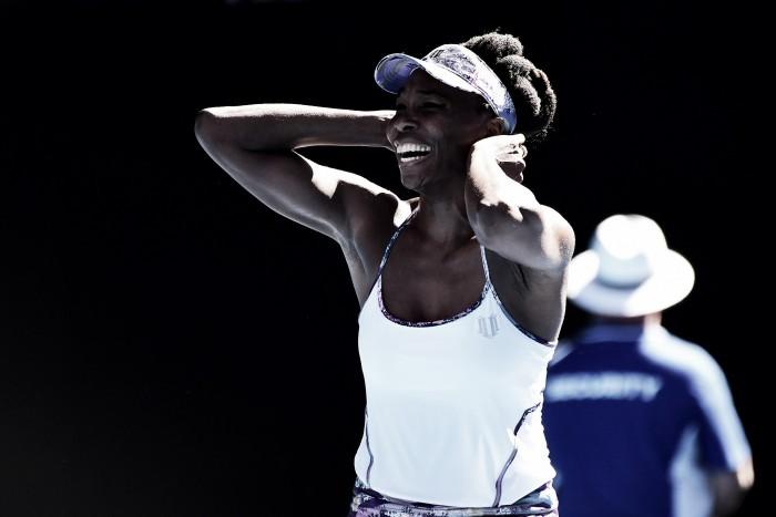 """Venus Williams: """"En mi horizonte está Tokio 2020"""""""