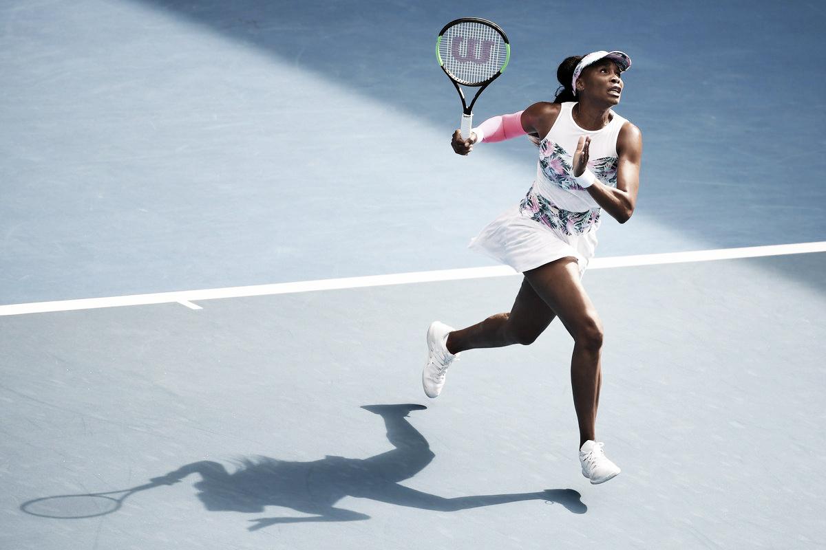Venus Williams supera batalha contra Buzarnescu e avança no Australian Open