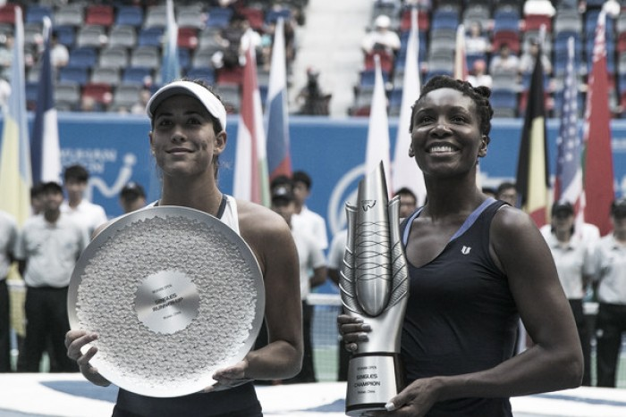 WTA Rome quarterfinal preview: Venus Williams vs Garbiñe Muguruza