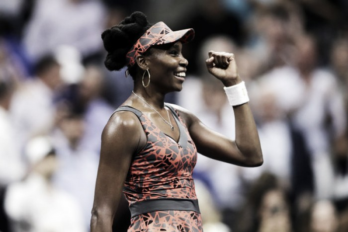 Top 10 Grand Slam Matches of 2017: #3 - Venus Williams ousts Petra Kvitova in late-night thriller at the US Open