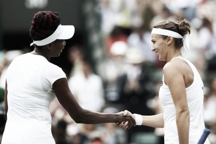 WTA Rome first round preview: Venus Williams vs Yaroslava Shvedova